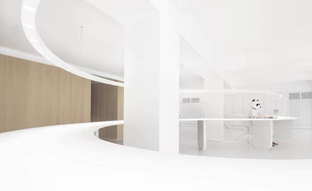 凝心聚力 寸匠熊猫建築設計厦门办公設計欣赏-7.jpg