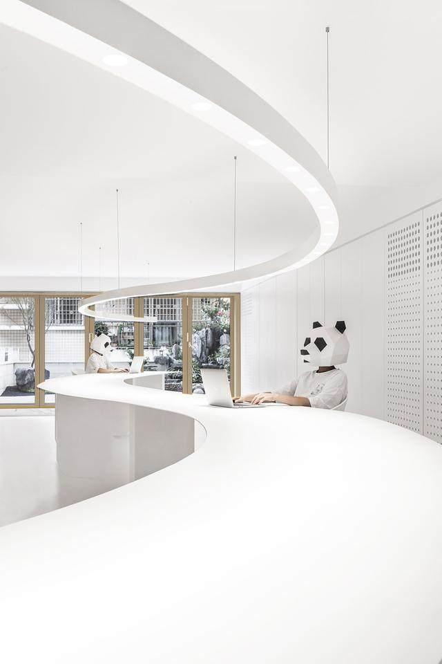 凝心聚力 寸匠熊猫建築設計厦门办公設計欣赏-15.jpg