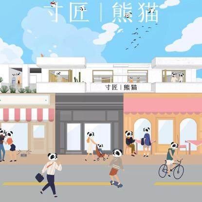凝心聚力 寸匠熊猫建築設計厦门办公設計欣赏-30.jpg