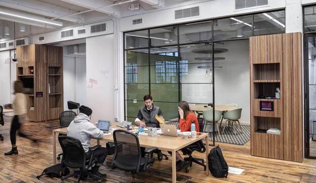 布鲁克林工业风 美国?What If! Innovation纽约办公設計欣赏-6.jpg