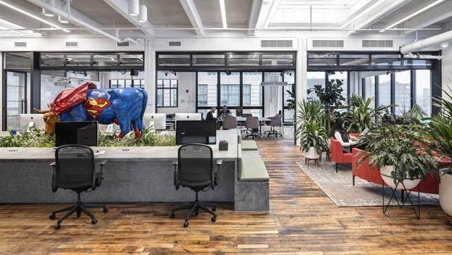 布鲁克林工业风 美国?What If! Innovation纽约办公設計欣赏-13.jpg