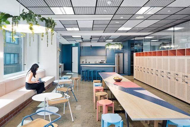布鲁克林工业风 美国?What If! Innovation纽约办公設計欣赏-24.jpg