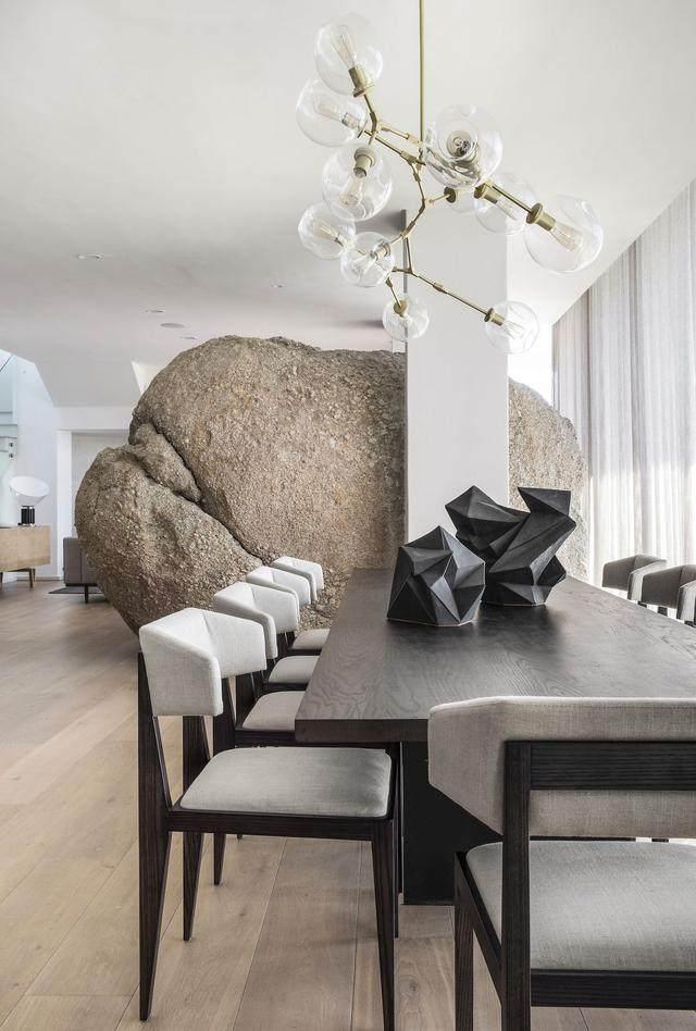 被壮丽景色包围的开普敦豪华住宅,与自然结合的现代新鲜感-4.jpg