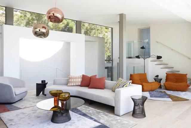 被壮丽景色包围的开普敦豪华住宅,与自然结合的现代新鲜感-5.jpg