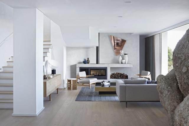 被壮丽景色包围的开普敦豪华住宅,与自然结合的现代新鲜感-12.jpg