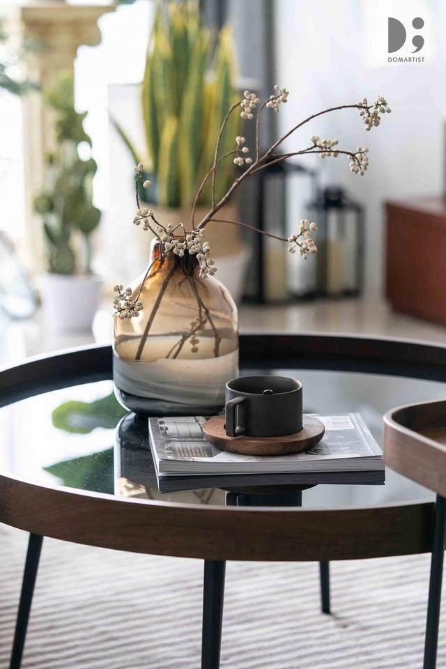 现代简约风住宅空间,涌动的静谧 | 龙徽設計-4.jpg