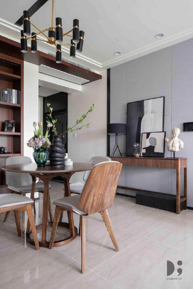 现代简约风住宅空间,涌动的静谧 | 龙徽設計-6.jpg