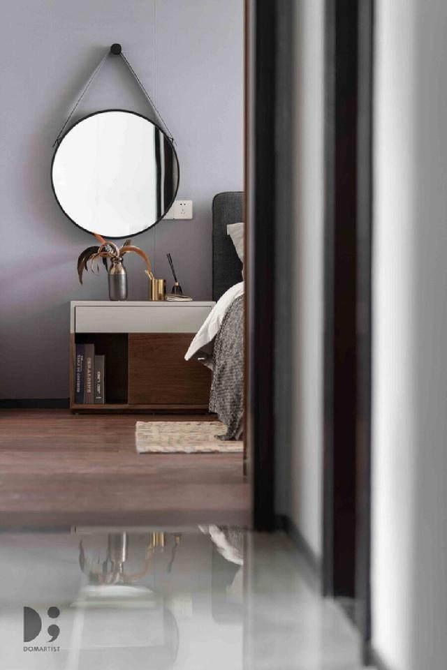 现代简约风住宅空间,涌动的静谧 | 龙徽設計-10.jpg
