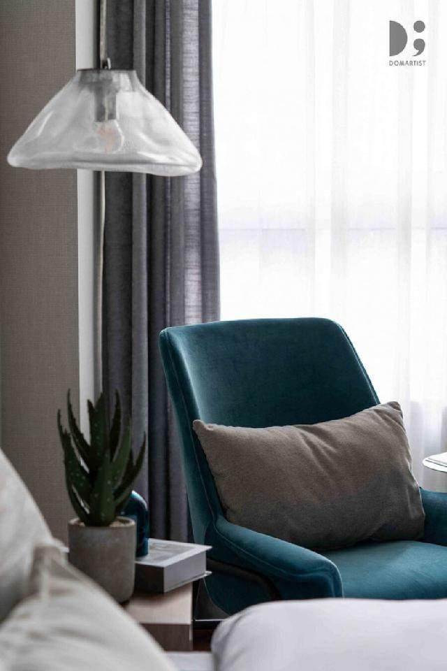 现代简约风住宅空间,涌动的静谧 | 龙徽設計-11.jpg