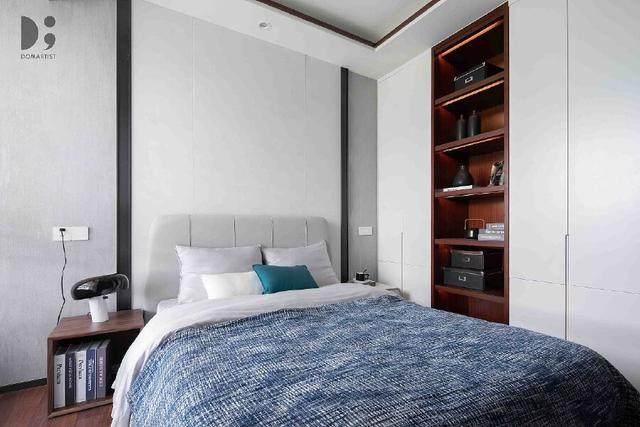 现代简约风住宅空间,涌动的静谧 | 龙徽設計-12.jpg
