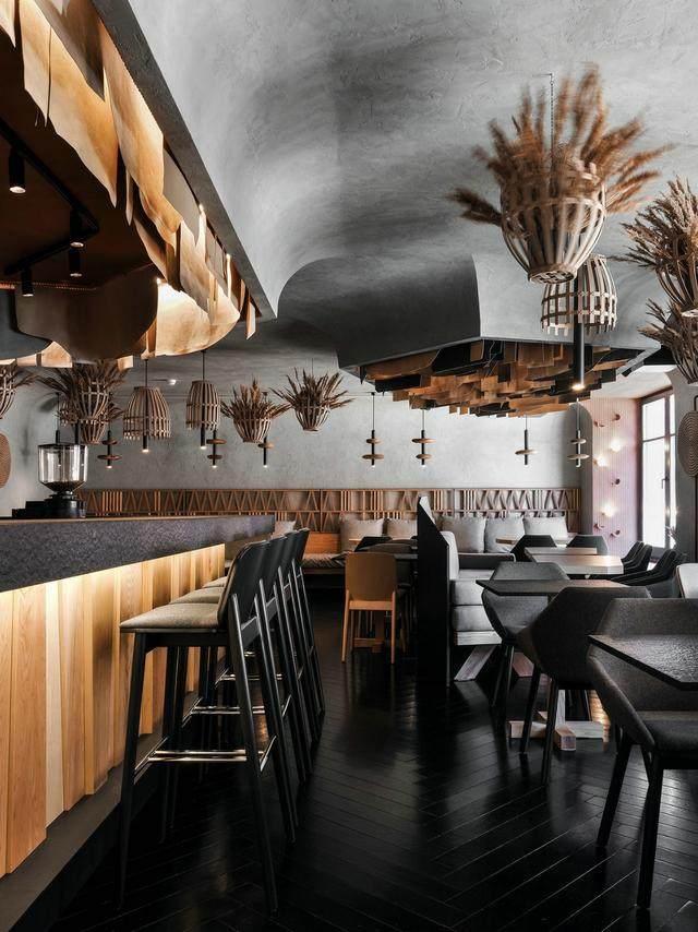 """极具特色的餐饮空间空间 -""""枯木""""艺术的魅力-2.jpg"""