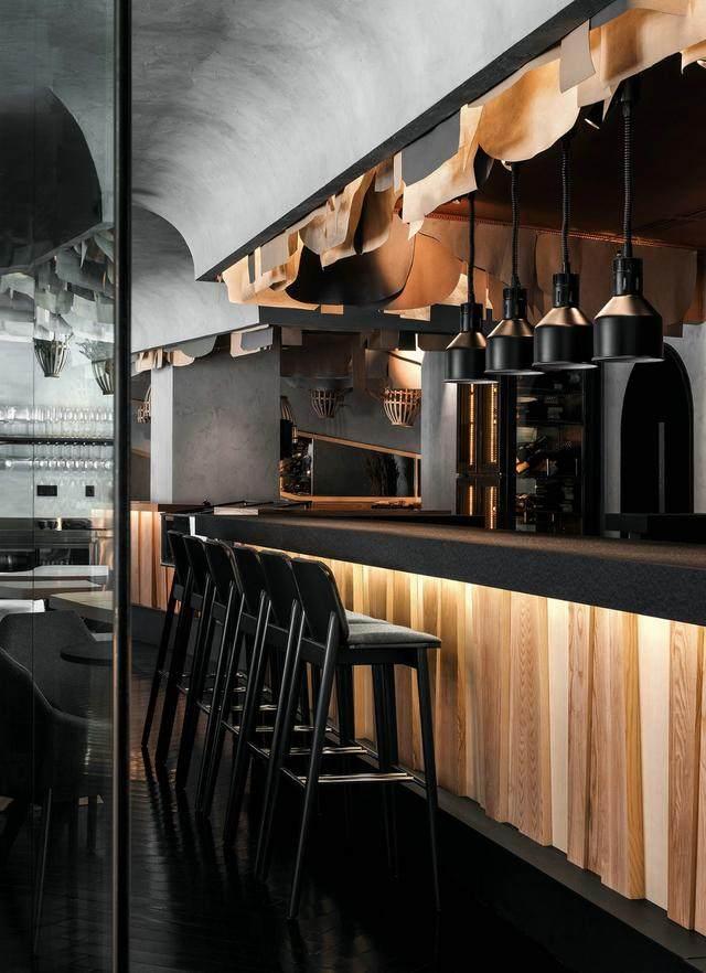 """极具特色的餐饮空间空间 -""""枯木""""艺术的魅力-4.jpg"""