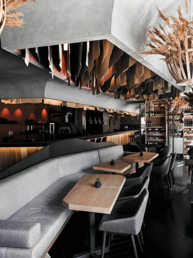 """极具特色的餐饮空间空间 -""""枯木""""艺术的魅力-9.jpg"""