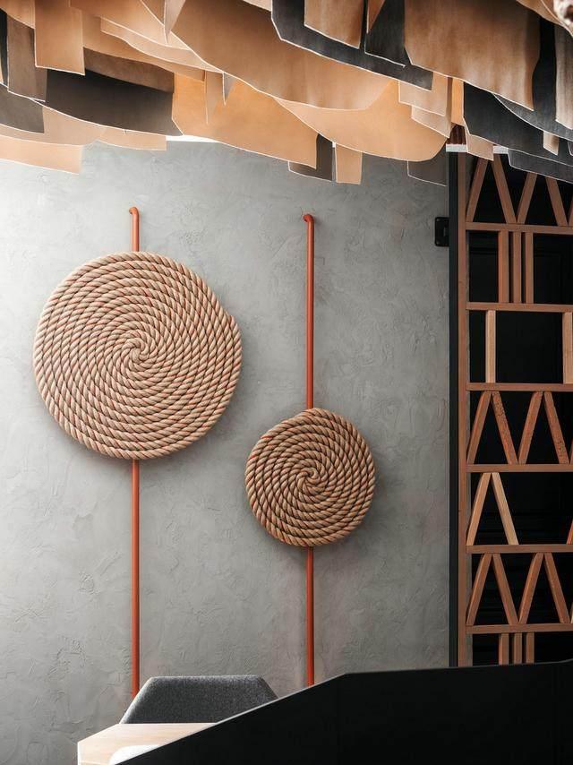"""极具特色的餐饮空间空间 -""""枯木""""艺术的魅力-14.jpg"""