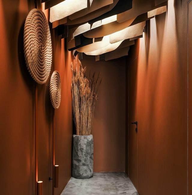 """极具特色的餐饮空间空间 -""""枯木""""艺术的魅力-17.jpg"""