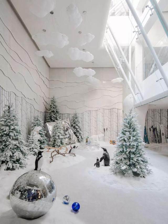 北京首创远洋·禧瑞春秋南合院,地下室打造成雪屋的魔法世界-28.jpg