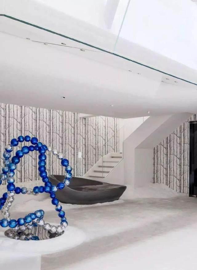 北京首创远洋·禧瑞春秋南合院,地下室打造成雪屋的魔法世界-27.jpg