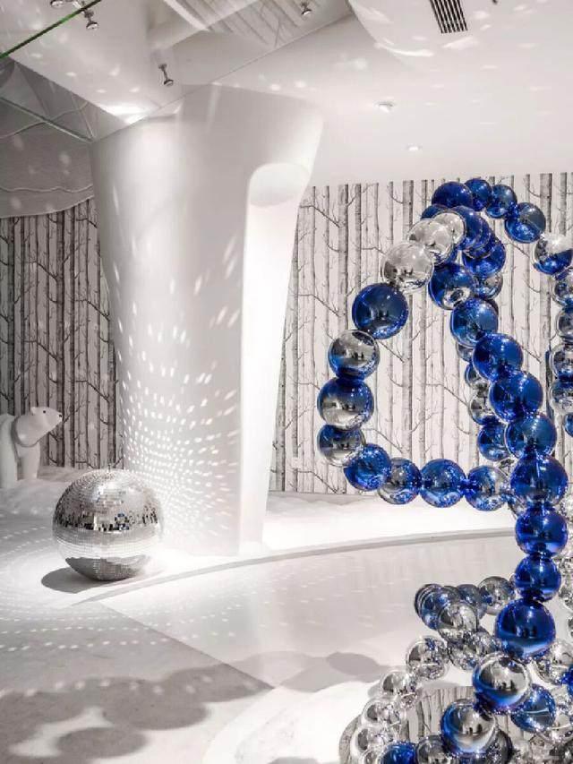 北京首创远洋·禧瑞春秋南合院,地下室打造成雪屋的魔法世界-26.jpg
