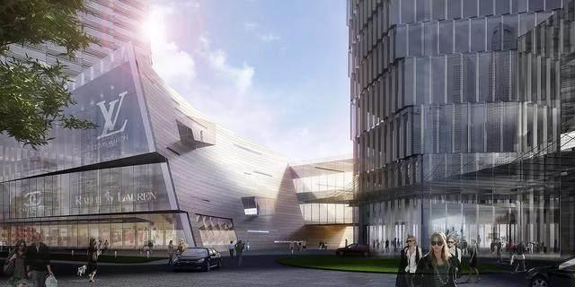 青岛第一高楼——青岛海天中心结构封顶,建築呈现'六边形'設計-11.jpg