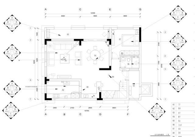 300㎡灰调原木风私宅,简洁质朴惹人爱 尚层软装设计-28.jpg