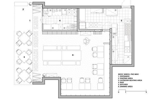 彦文建築丨BEES' KNEES餐廳-12.jpg