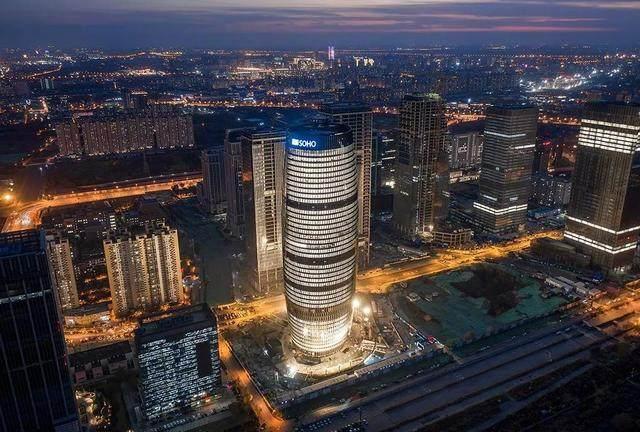 丽泽SOHO获最佳高层建築奖,建築极具幻想和超现实主义設計-4.jpg