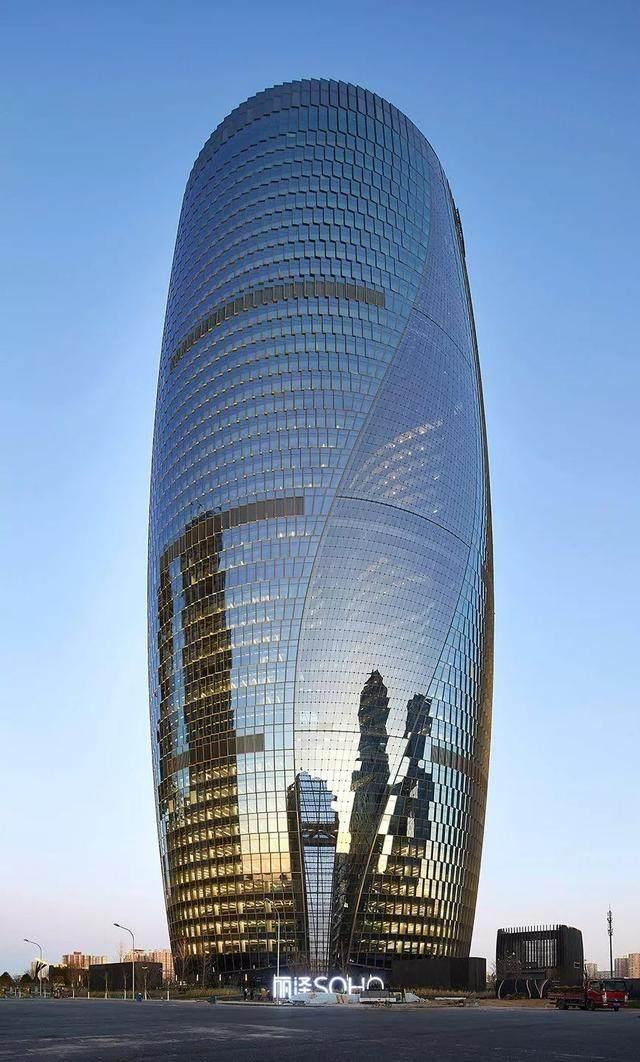 丽泽SOHO获最佳高层建築奖,建築极具幻想和超现实主义設計-2.jpg