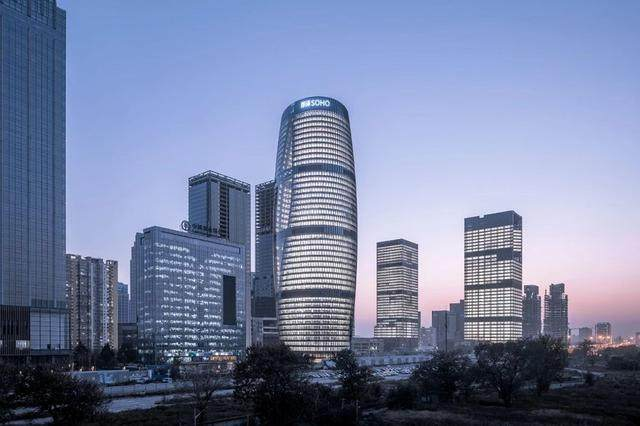 丽泽SOHO获最佳高层建築奖,建築极具幻想和超现实主义設計-6.jpg