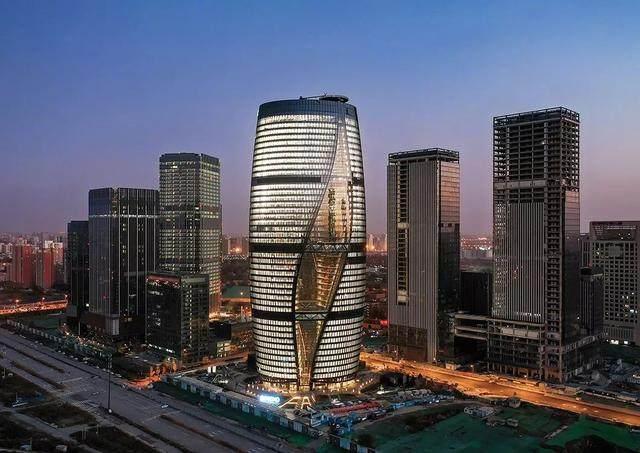 丽泽SOHO获最佳高层建築奖,建築极具幻想和超现实主义設計-5.jpg