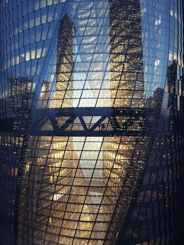 丽泽SOHO获最佳高层建築奖,建築极具幻想和超现实主义設計-11.jpg