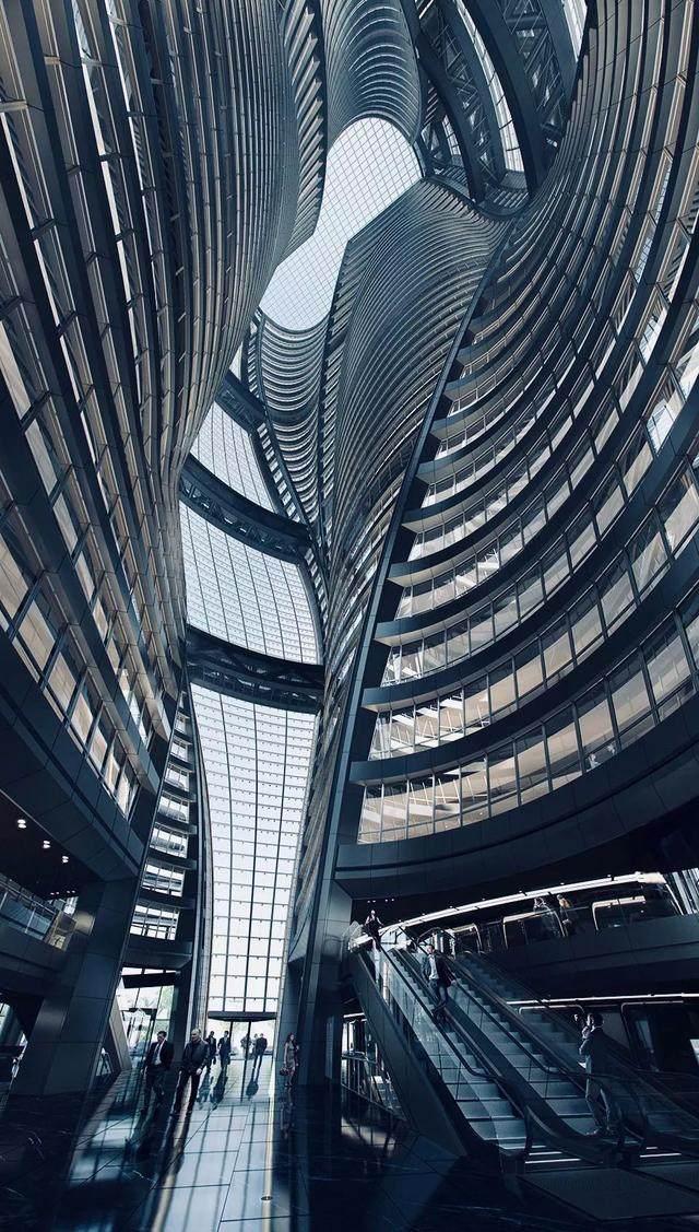 丽泽SOHO获最佳高层建築奖,建築极具幻想和超现实主义設計-18.jpg