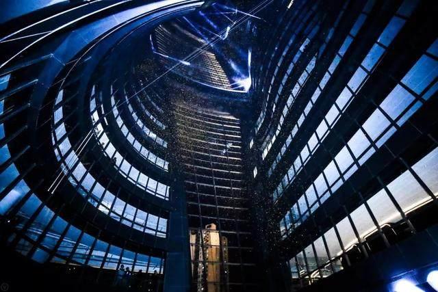 丽泽SOHO获最佳高层建築奖,建築极具幻想和超现实主义設計-27.jpg