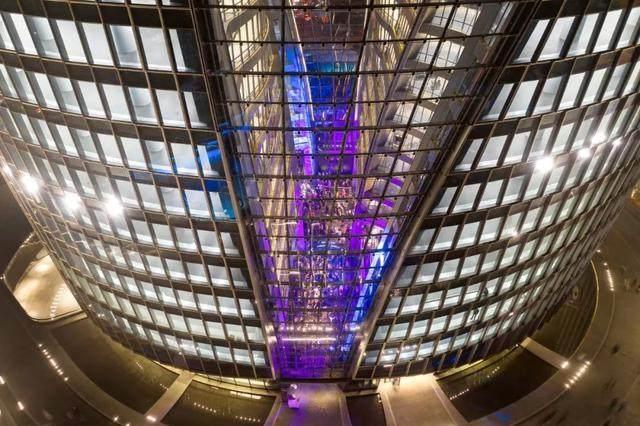 丽泽SOHO获最佳高层建築奖,建築极具幻想和超现实主义設計-29.jpg