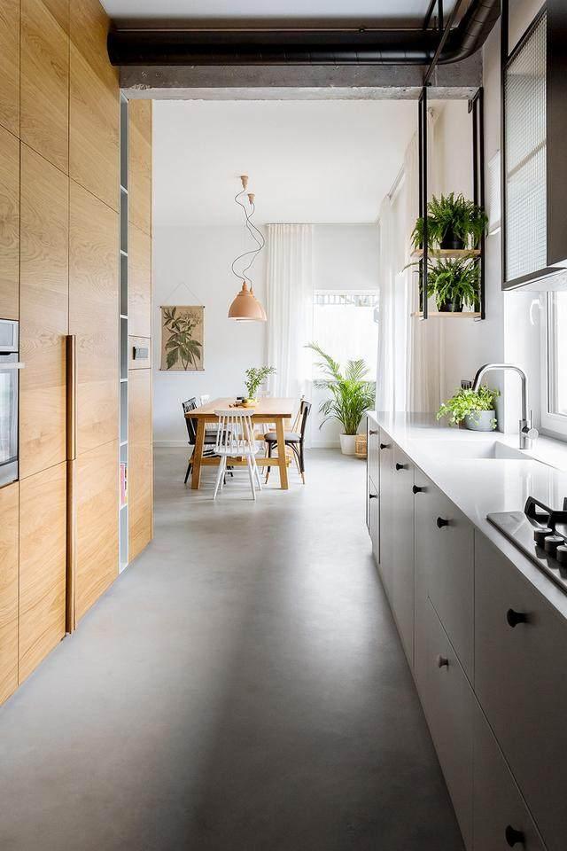 明亮简约的中世纪现代主义公寓,复古优雅的居住空间空间-11.jpg