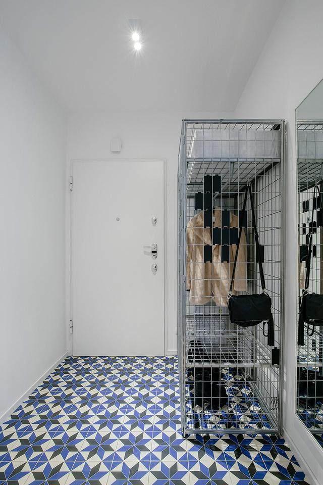 明亮简约的中世纪现代主义公寓,复古优雅的居住空间空间-29.jpg