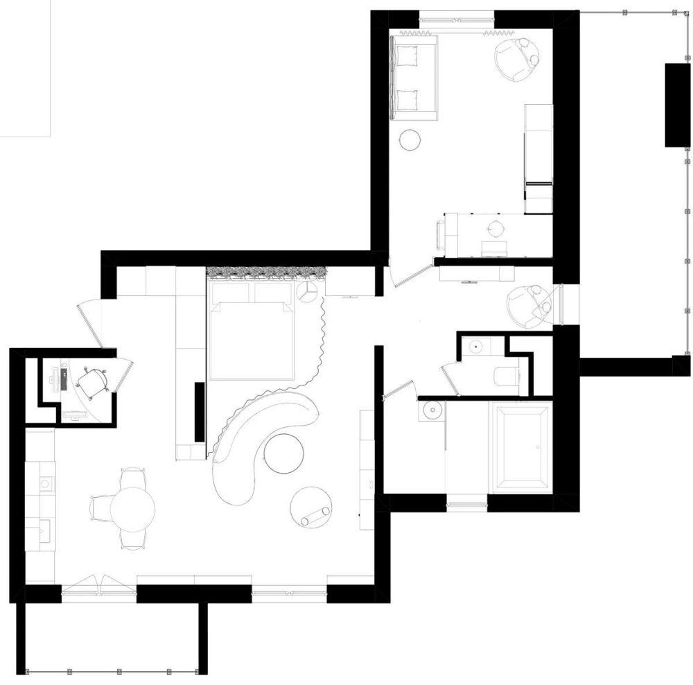 【ZROBYM architects】白俄罗斯明斯克州 高颜值、高质感住宅  _白俄罗斯明斯克州高颜值、高质感住宅2.jpg