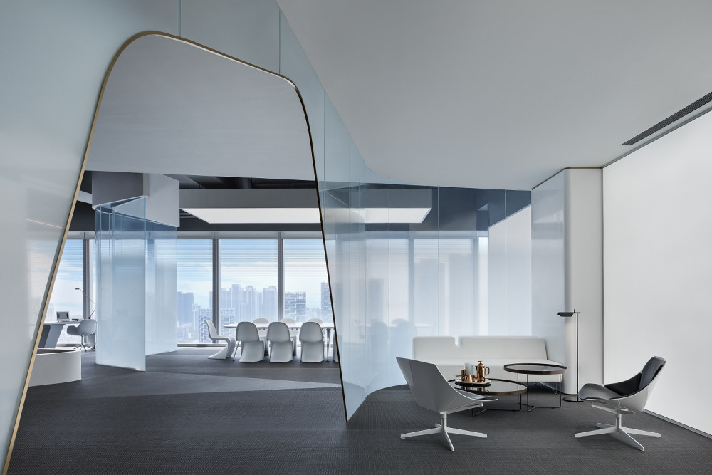 YuQiang&Partners | 太子广场招商展示中心