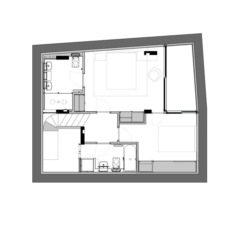 Earl's Court Square 丨 Sophie Hicks Architects_4_Basement_Plan.jpg