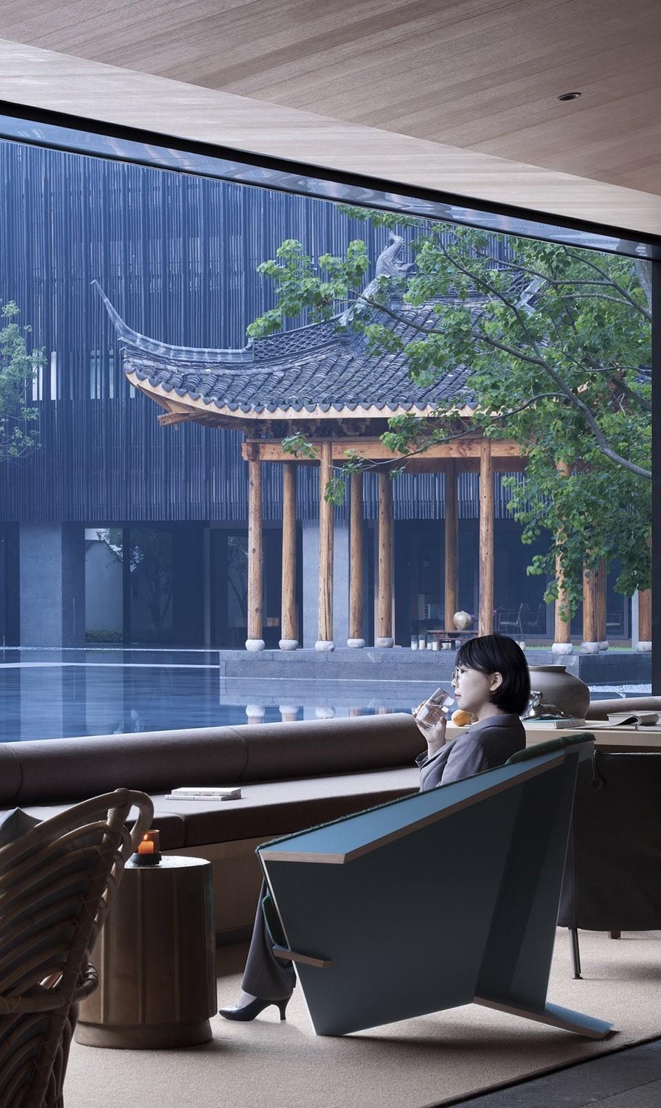 西塘næra良壤酒店 | 水平线设计