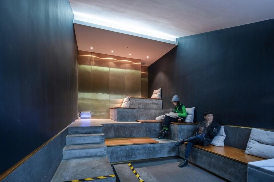 21gram coffee禾祥西店建筑改造项目,厦门 |  所在设计研究社
