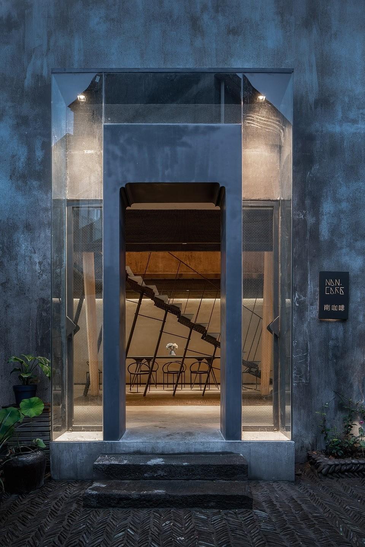 仃屋:南咖啡祁门桃源村店 | 来建筑设计工作室