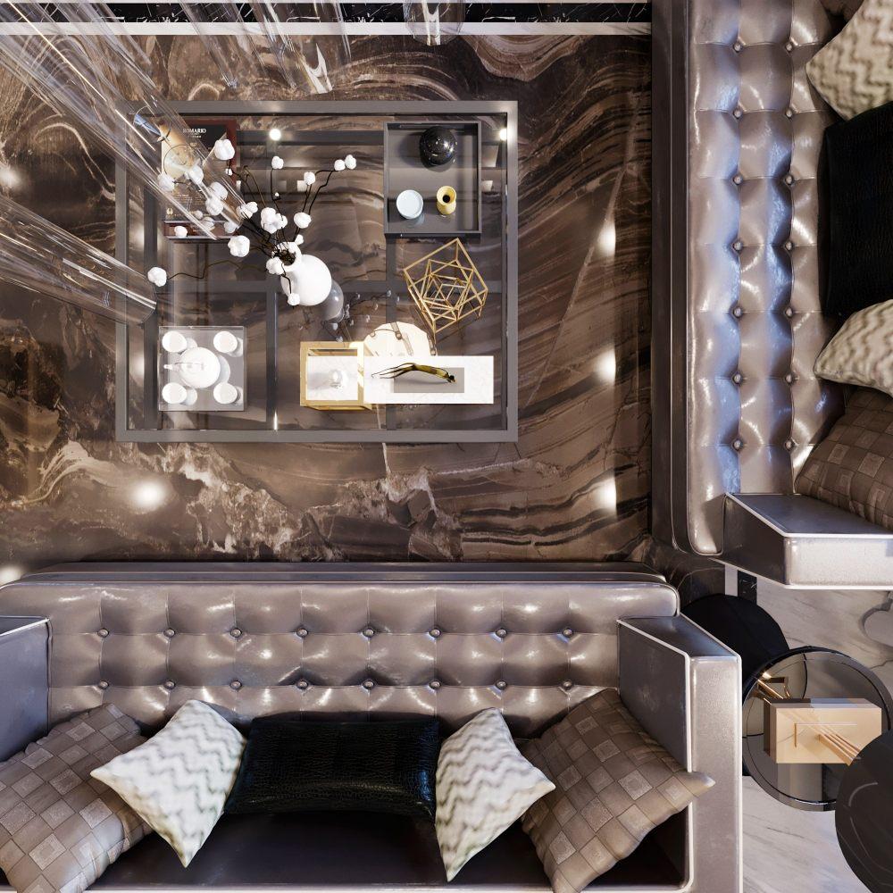 半岛首府   现代轻奢 空间 室内设计