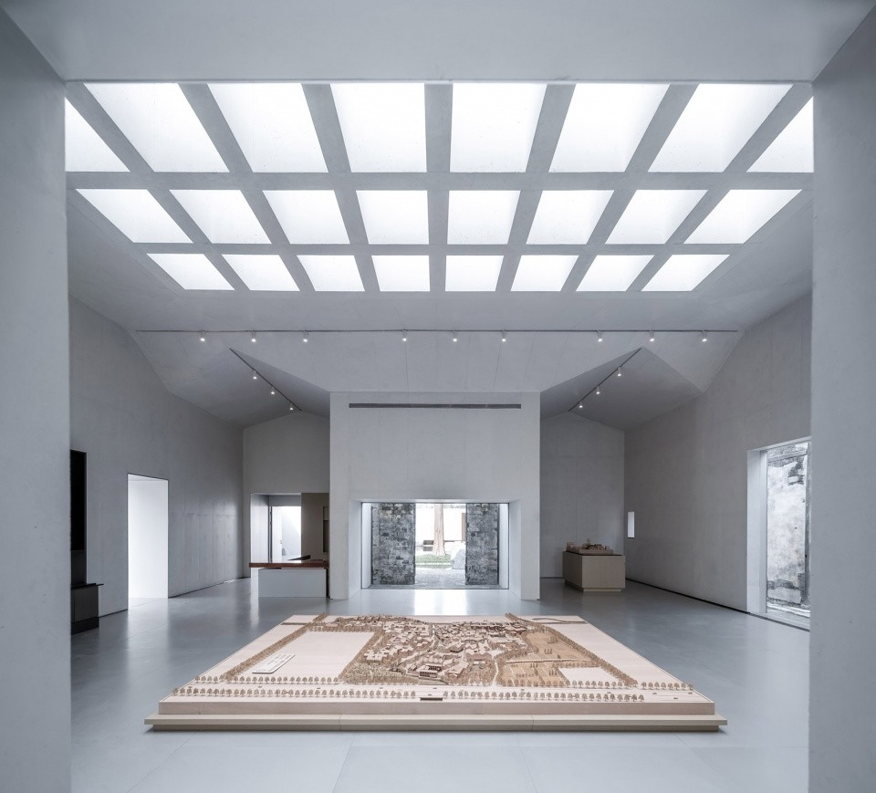 章堰文化馆,上海 | 水平线设计