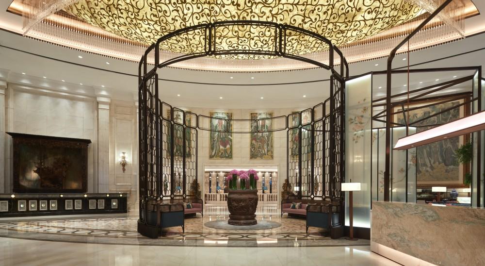 重塑海派装饰艺术:上海天禧嘉福酒店 | CIMA希玛设计