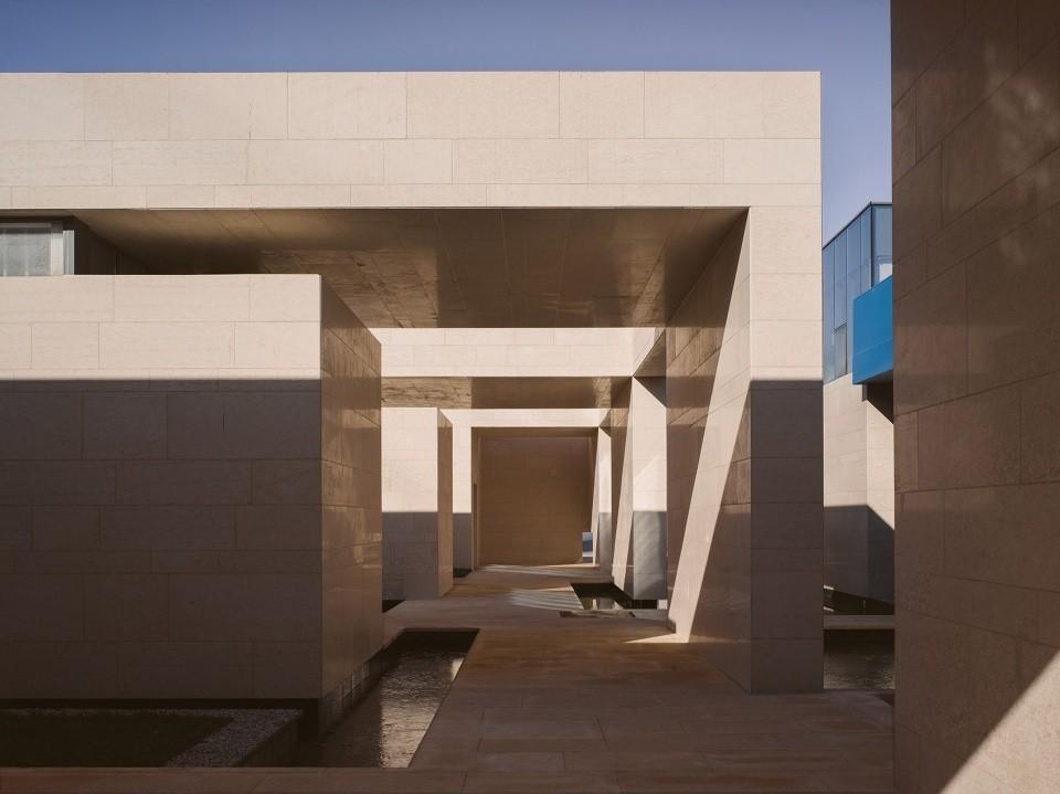 运河美术馆,北京 | 普罗建筑