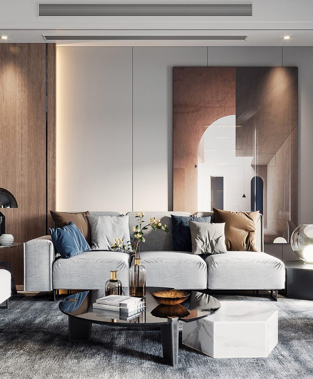 现代风·表现空间室内设计