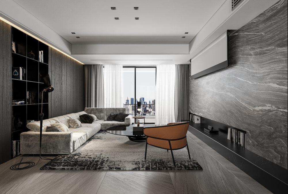 Apartment 5 空间 室内设计