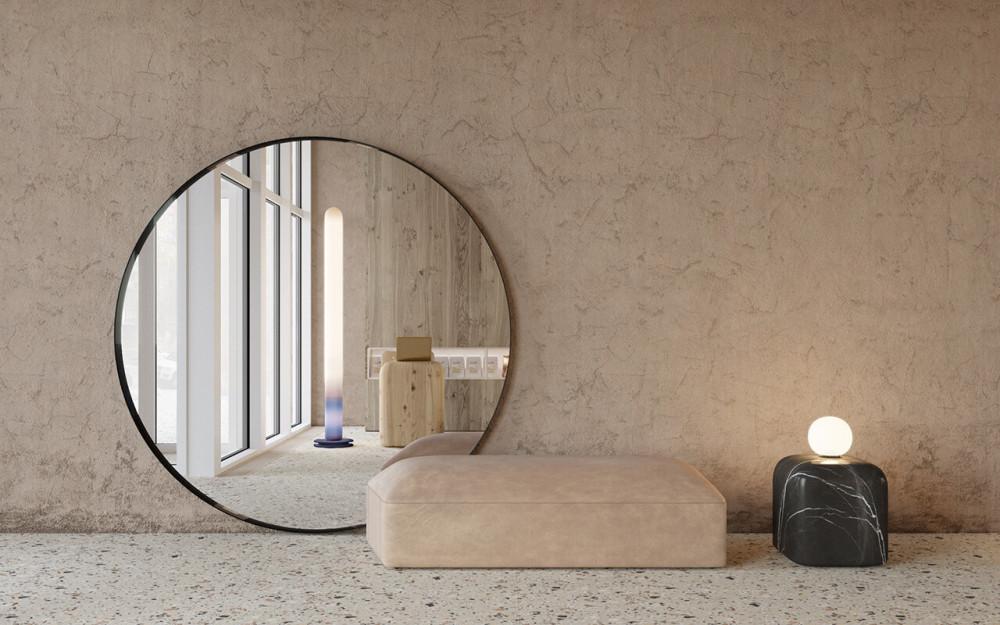 专为呵护而设计的棕褐色宠物沙龙 | Yakusha.Design