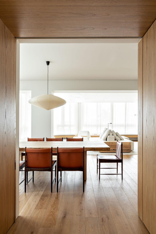 勒布朗公寓 / Felipe Hess