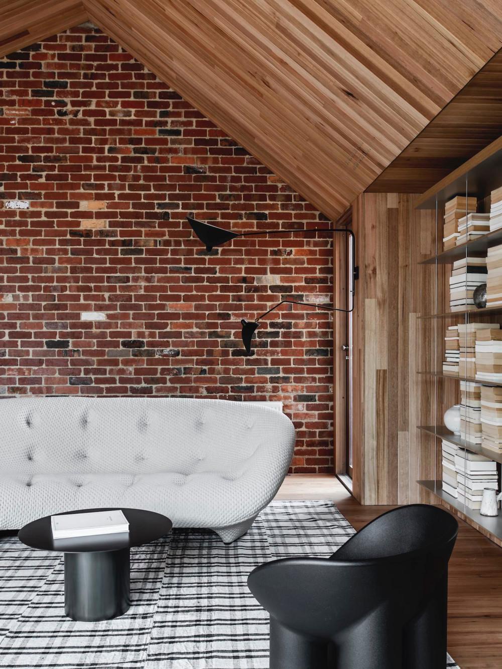 诺斯科特住宅,由Melanie Beynon建筑与设计